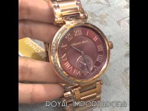 5b544a773a05 Relógio Michael Kors MK6086 - YouTube