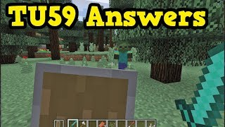 Minecraft Xbox 360 / PS3 - TU59 Features? Dual Wielding?