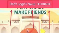 Hago App Can't Login Problem | Facebook & Google Account Signup problem solve
