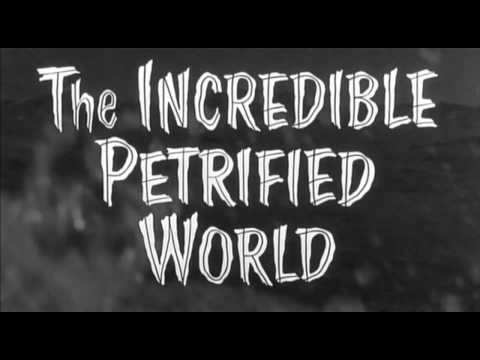 THE INCREDIBLE PETRIFIED WORLD (1959) S.T.Fr. (optional)