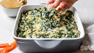 How-to Make Collard Green And Artichoke Dip Recipe