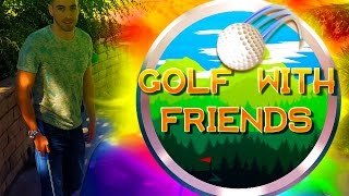 Golf with Your Friends in Real Life!