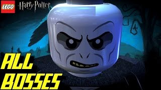 LEGO Harry Potter Years 1-7 - ALL BOSSES