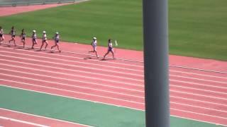 平成24年度第1回関西学連競技会 女子5000m2組(前半) 伊藤あい 動画 27