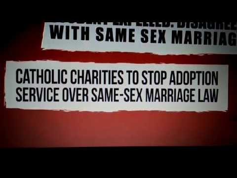 Same Sex Marriage Legalization - Homosexual law in USA:  Same sex marriage Vs Natural real  marriage