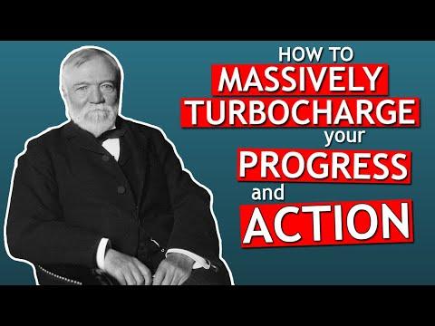 Andrew Carnegie's SECRET to SUCCESS