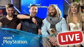 Far Cry 5, Attack on Titan 2, Gang Beasts, Overcooked   Inside PlayStation Live