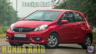 2018 Honda Brio Specifications_Reviews And Model