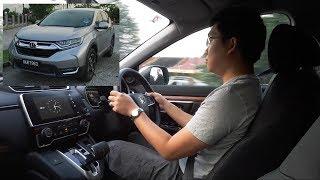 2017 Honda CR-V 1.5 VTEC Turbo AWD Malaysia Review   EvoMalaysia.com