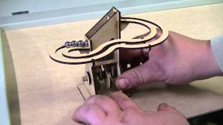 Simple Marble Machine