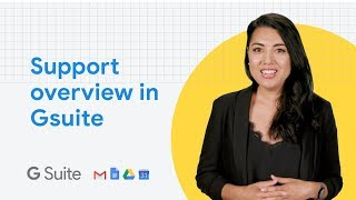 G Suite Support Overview