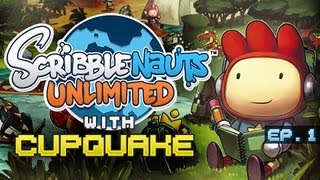 """Crime Fighting Nuns"" Scribblenauts Unlimited Ep 1"