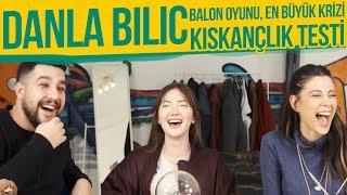 GTalk | #14 Danla Bilic, Tatlıcıyla Nasıl Barıştı, Kıskançlık Testi, En Büyük Krizi, Balon Oyunu!