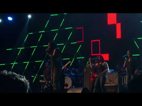 KY Mani Marley live @ KOCHI , Bolgatty palace Mojo Rising 2018 - One Love