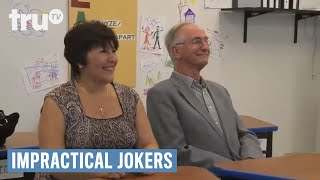 Impractical Jokers - Mom, Dad, The Birds and the Bees (Punishment) | truTV