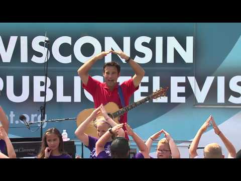 Wisconsin Public Television Get Up and Go! Day 2014 - Part 2