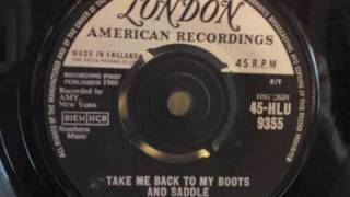 The Ramrods - Take Me Back To My Boots And Saddle