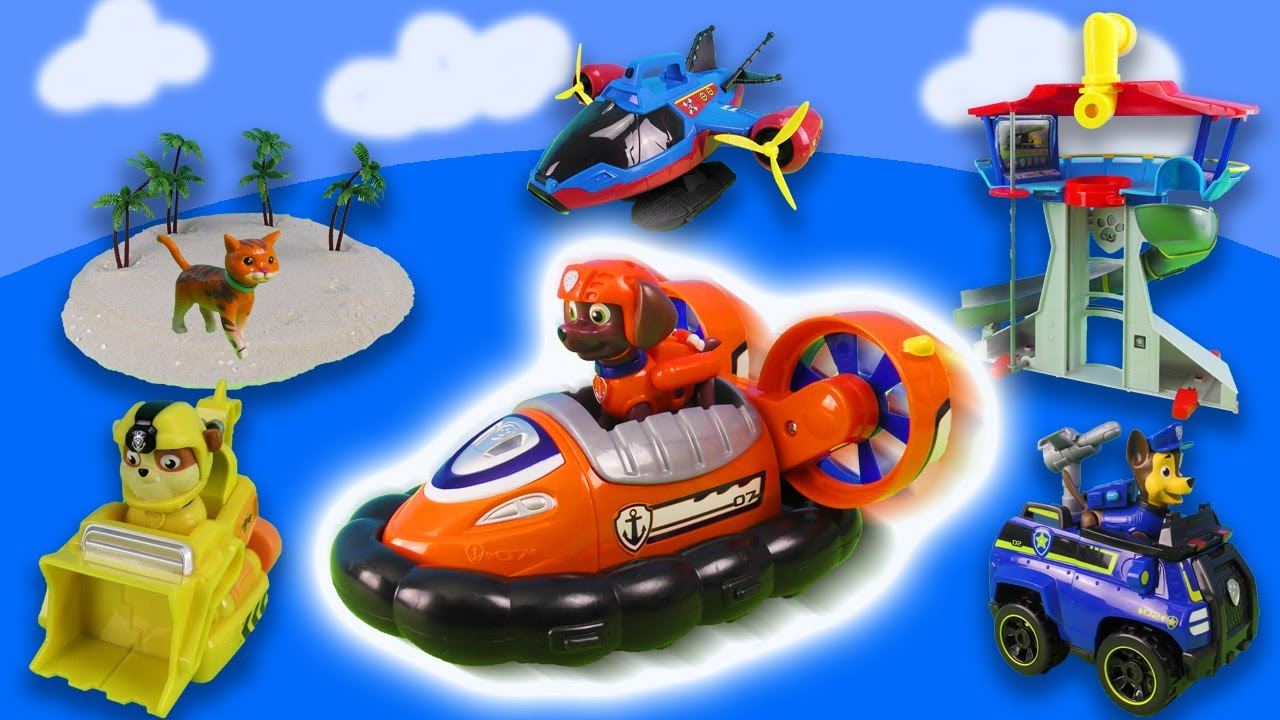 PAW Patrol Mission: Paw Patrol Air and Sea Adventures | Marshall and Rubble Sea | Rescue Episode!