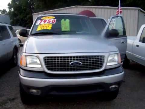 2002       Ford       Expedition       XLT    4X4  YouTube