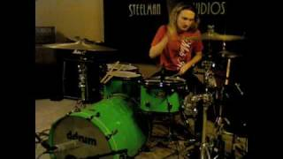 Paramore - Decode DRUM COVER *GREAT AUDIO*  Twilight Soundtrack