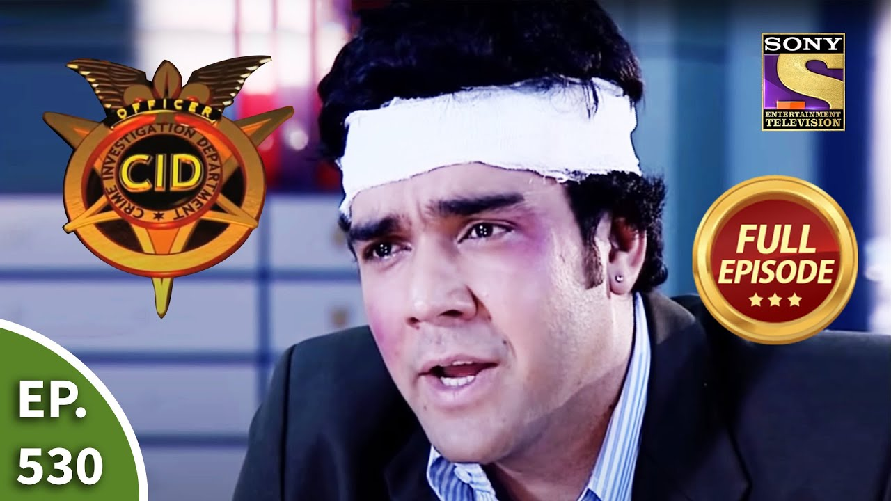 CID - सीआईडी - Ep 530 - The Triangular Bullet - Full Episode
