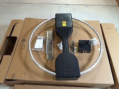 Gutter Shortwave Antenna Ham Radio Meter Inverted V Dipole