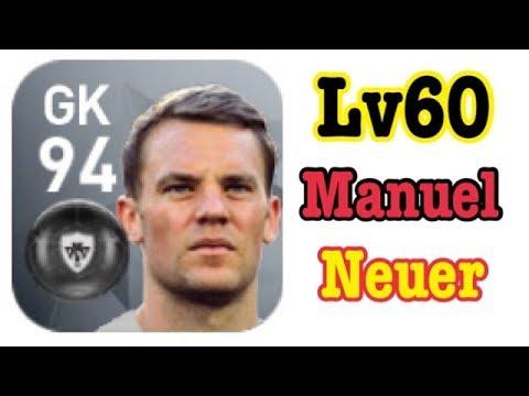 ウイイレアプリ 2018 PES マヌエル ノイアー Manuel Neuer