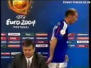 Zinédine Zidane & Roy Keane - Funny Momments
