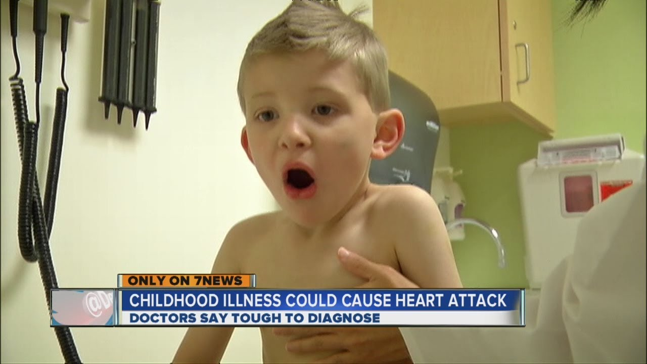 Does Kawasaki Disease Cause Heart Disease