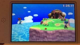 Mario's Cape Has Quite The Back Breeze