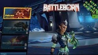 BattleBorn Mision 7 (2/2) El Saboteador Parte 12. El Penultimo Numero Del sorteo