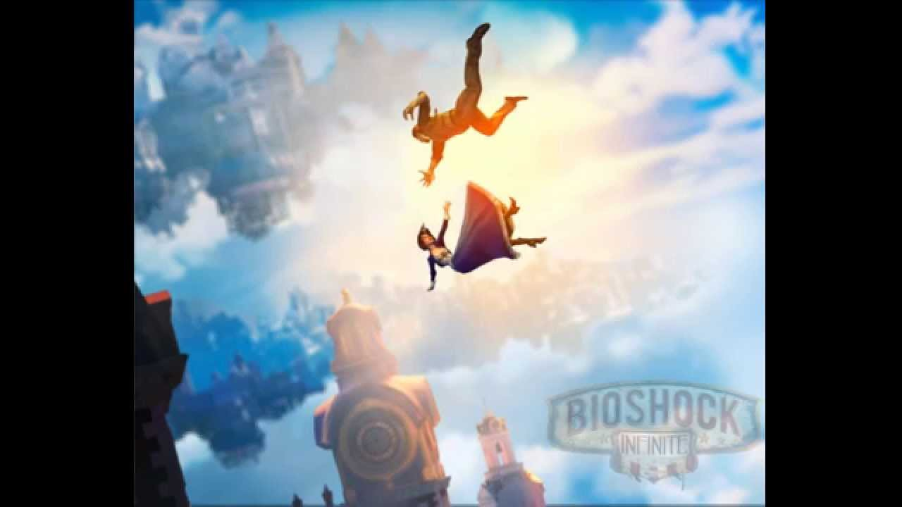 Animated Bioshock Infinite Wallpaper