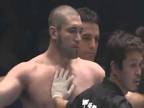 HEATH HERRING VS YOSHIHIRO KISS NAKAO