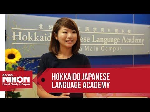 Go! Go! Nihon introduces: Hokkaido Japanese Language Academy