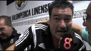Reacción de la Balona en el sorteo de Copa del Rey (16-10-15)