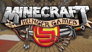Minecraft: Invisible Chest Hard Mode - Hunger Games Survival w/ CaptainSparklez