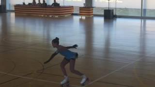Patricia Rodriguez P.A.Maçanet Campionat Provincial Infantil Girona 2016