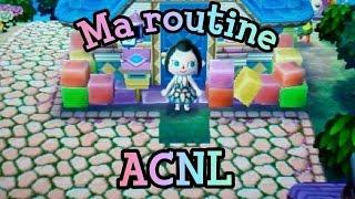 Ma routine ACNL ❤