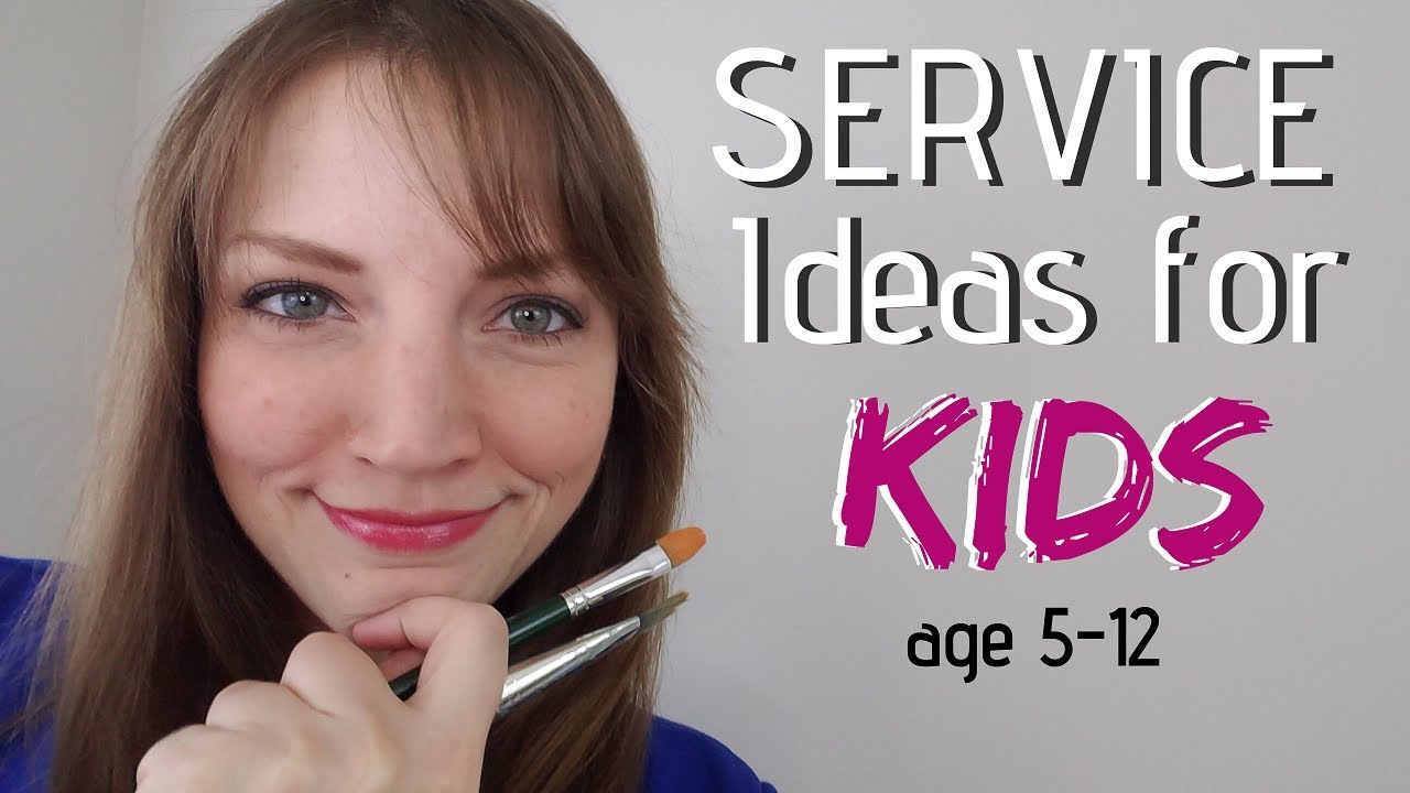 Creative Community Service Ideas for Kids Age 5 to 12