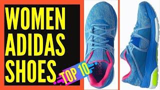 best adidas running shoes women
