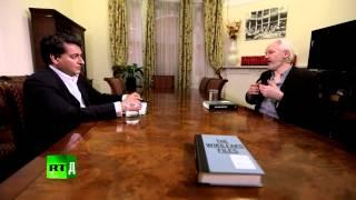 Эксклюзивное интервью. Джулиан Ассанж(, 2015-09-11T09:03:12.000Z)