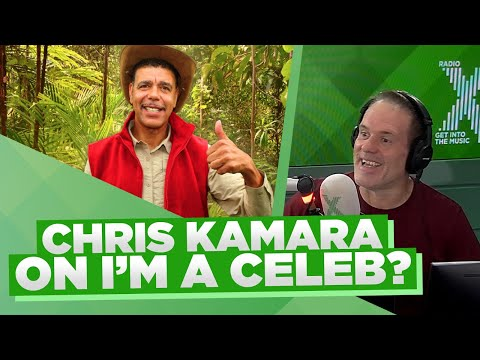 Chris Kamara Addresses The I'm A Celebrity Rumours | The Chris Moyles Show | Radio X