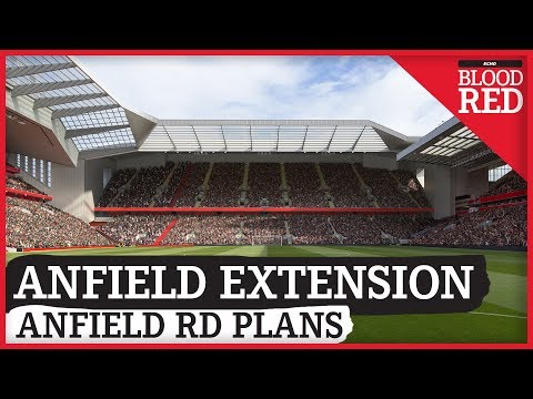 BREAKING: Liverpool's Plans To Expand Anfield Road Stand