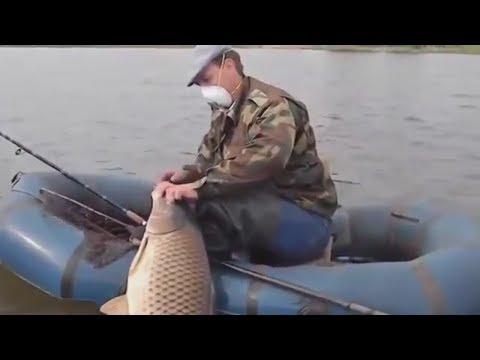 Чернобыльский улов! Незабываемые моменты на рыбалке!