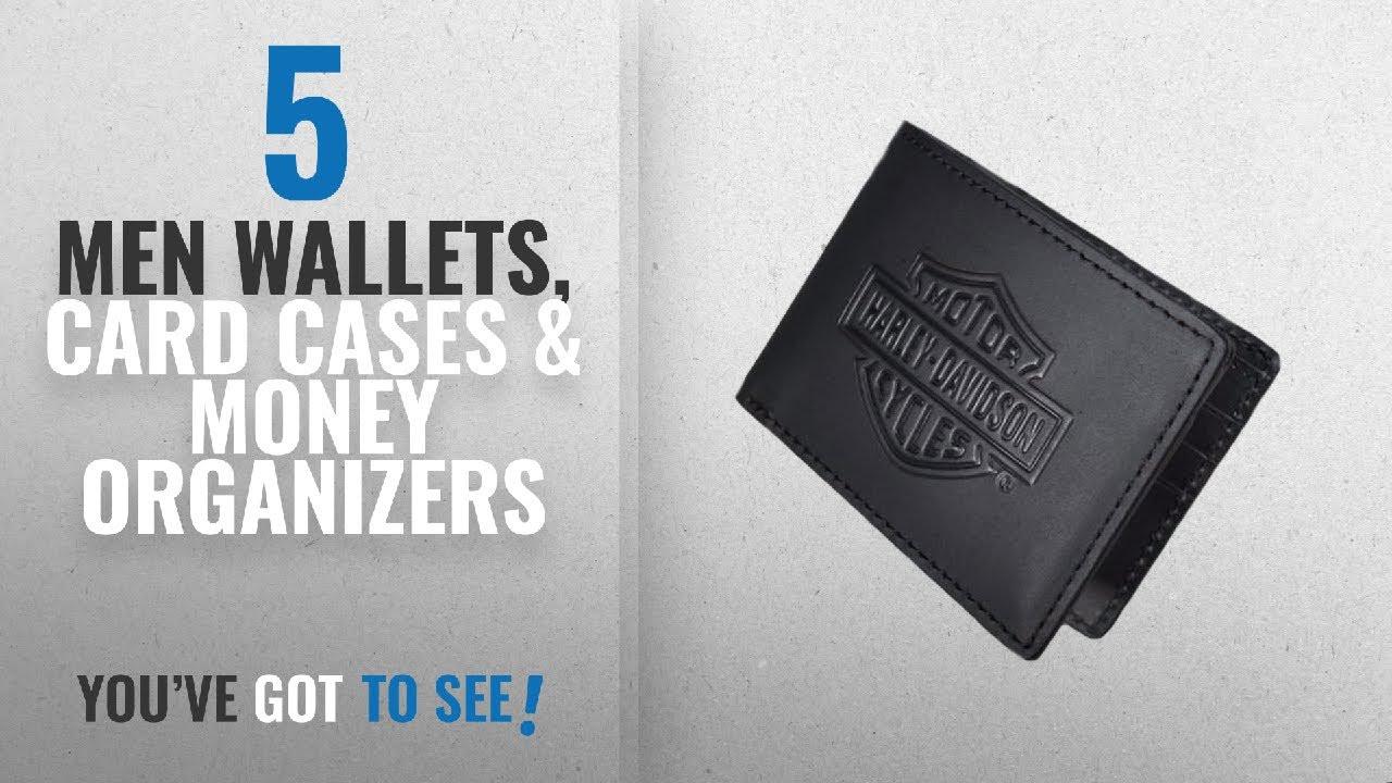 Harley-Davidson Wallets, Card Cases & Money Organizers [Winter 2018 ...