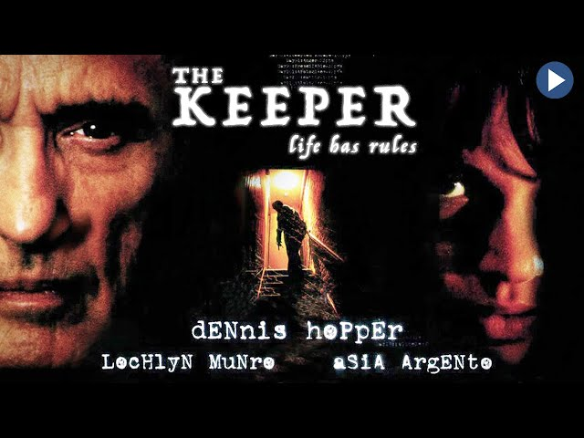 THE KEEPER (STARRING DENNIS HOOPER AND ASIA ARGENTO) 🎬 Full Thriller Movie 🎬 English HD 2021
