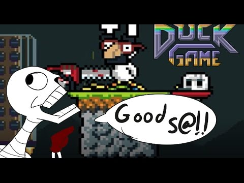 Duck Game - (Papyrus goes insane!)