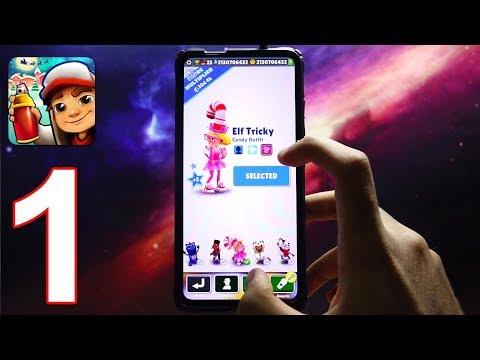 Subway Surfers 2019: Winter Holiday - Gameplay Walkthrough Part 1 (iOS, Android)