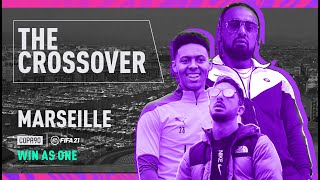 'The city smells of football!' | The Crossover — Marseille feat. Alonzo