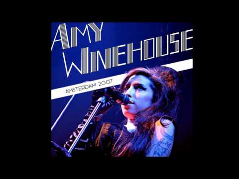 Amy Winehouse live at Paradiso, Amsterdam, Nederlands 2007 (Full Audio)